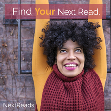 Find Your Next Read with NextReads newsletters