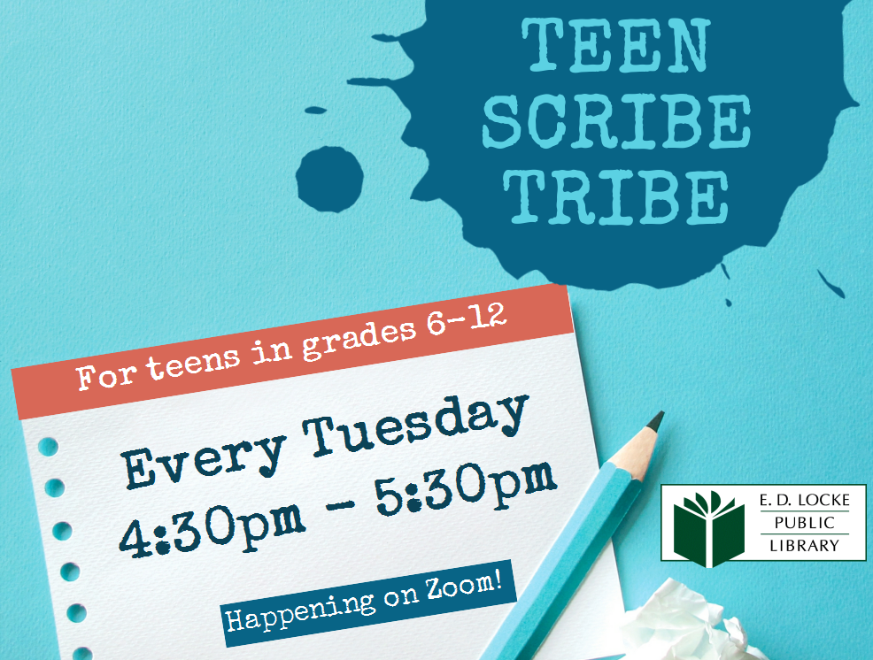 Teen Scribe Tribe