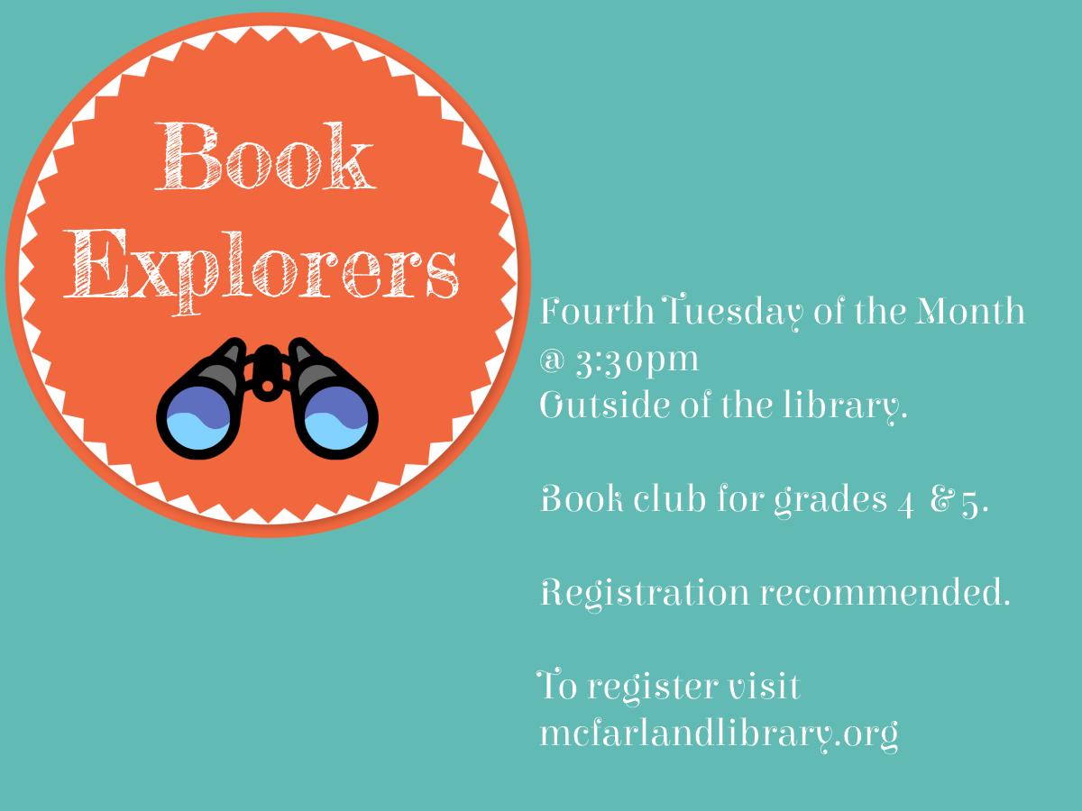 Book Explorers