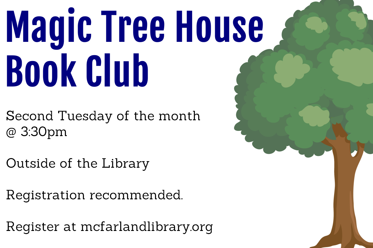Magic Tree House Book Club