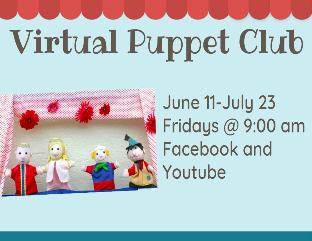 Virtual Puppet Club