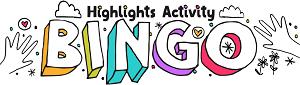 Highlights Activity Bingo