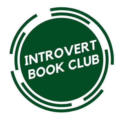 Introvert Book Club logo